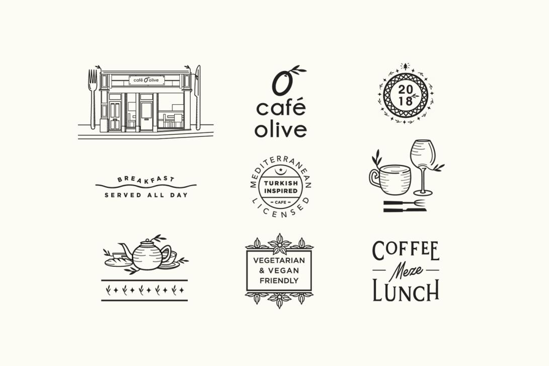 cafe-olive-zeki-michael-ad-business-branding-cafe-meze-lunch-lettering-illustration-ad-layout-exploration-brand.JPG