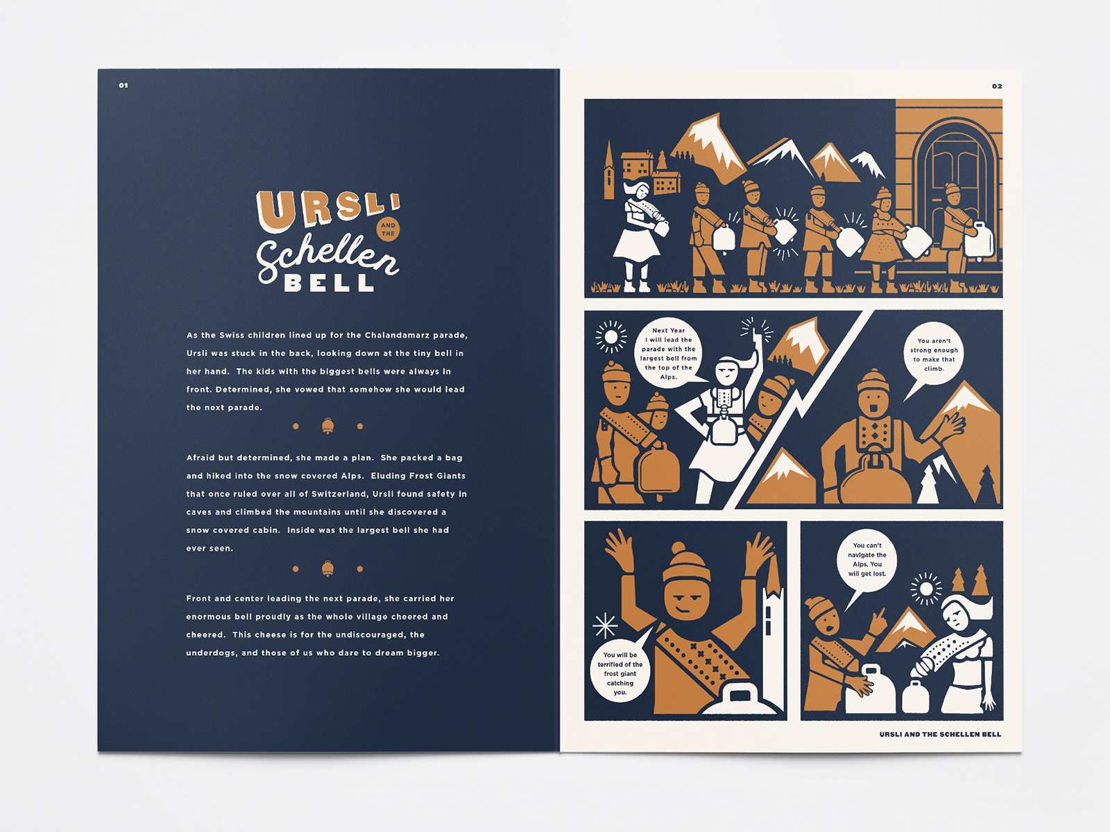 comic-book-dribbble-behance-new-york-schellen-bell-story-illustration-illustrator-zeki-michael-adobe-vector-panel-shot-designer-branding-packaging-book-editorial