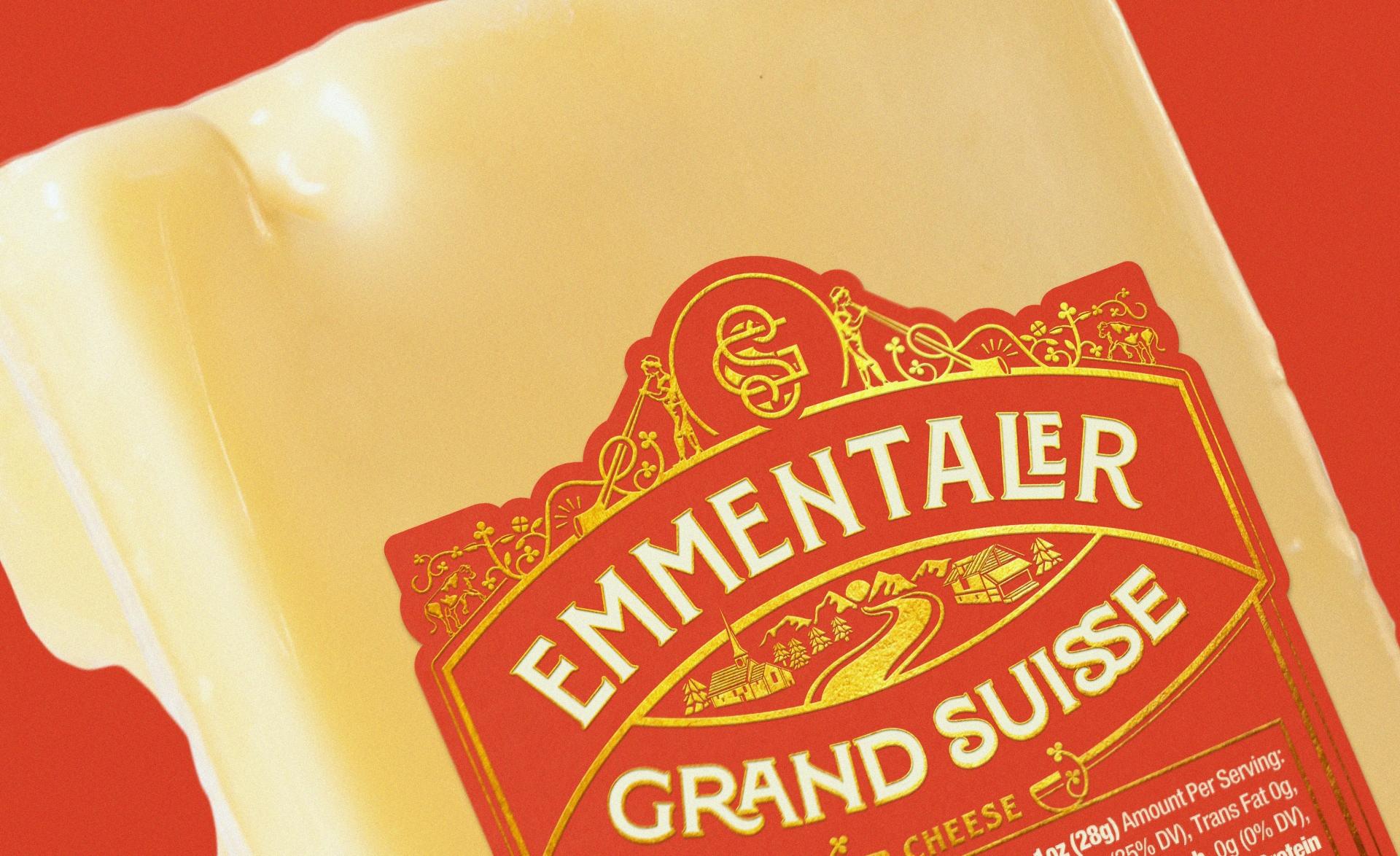 label-cheese-emmentaler-preview-grand-suisse-close-zeki-michael-design-branding-studio-packaging-red