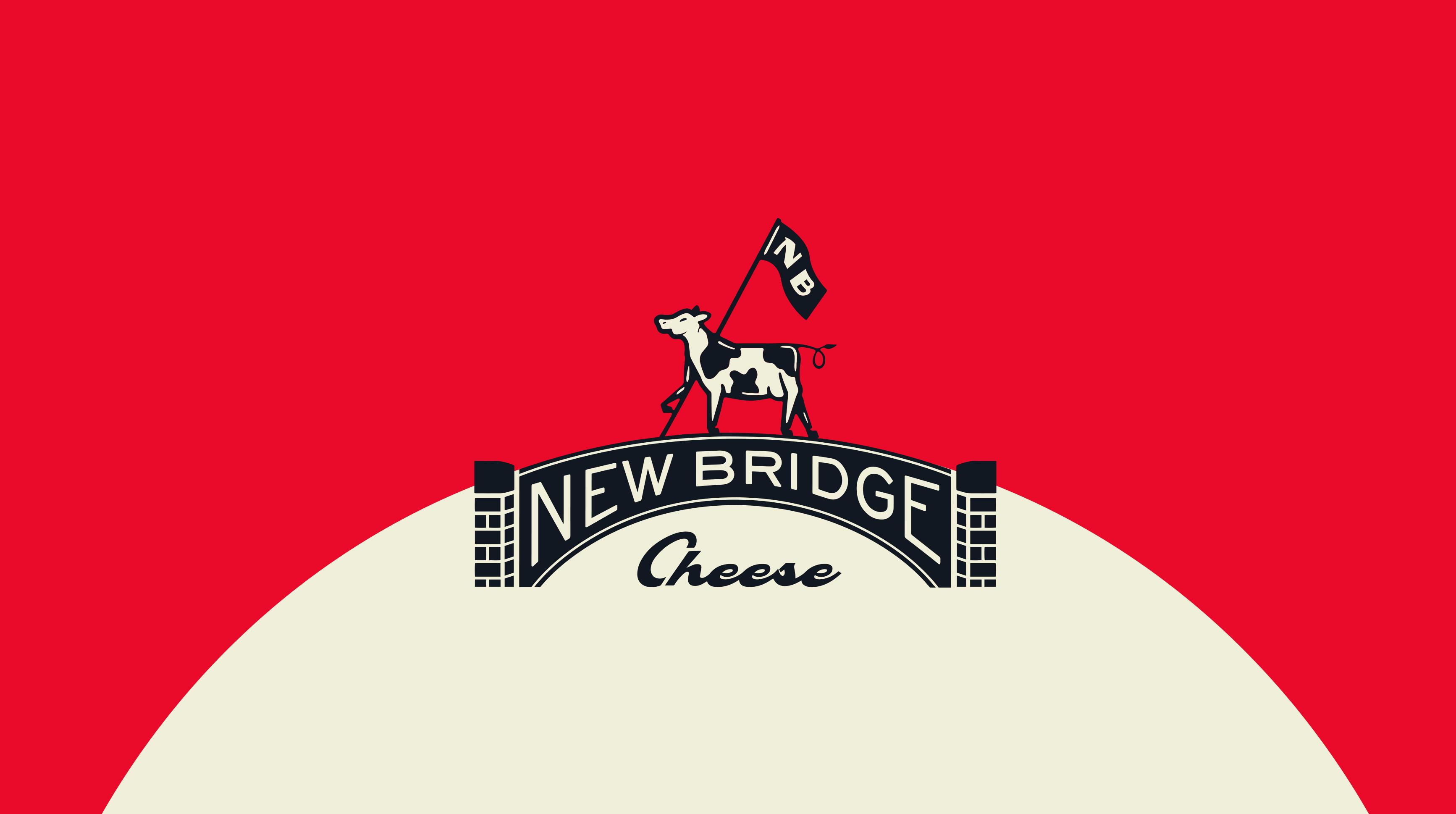 cow-proud-color-blocking-logo-new-bridge-cheese-design-exploration-zeki-michael-design-cheese-cow-spread-tub-sku-range-agency-branding copy